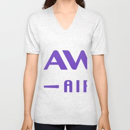 hawaian airlines Unisex V-Neck