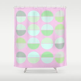Atmo spheres Shower Curtain
