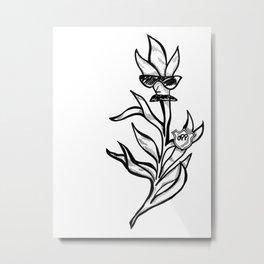 Detective Herb (MFM) Metal Print