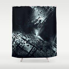 nightnet 0c Shower Curtain