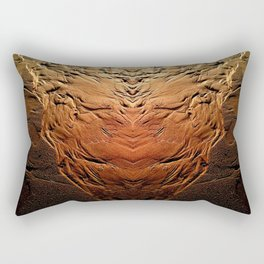 Ancestral totem Rectangular Pillow