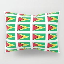 Flag of Guyana -Guyanese,Guyanes,Georgetown,Linden,Waiwai Pillow Sham