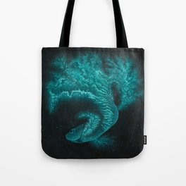 Cosmic Betta No. 2 Tote Bag