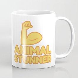 ANIMAL STUNNER - funny job gift Coffee Mug