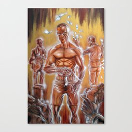 The Cempion Canvas Print