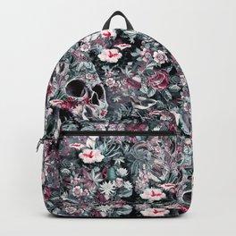 Skull Forest Backpack