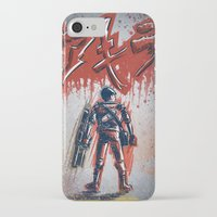 akira iPhone & iPod Cases featuring Akira by Joe Badon
