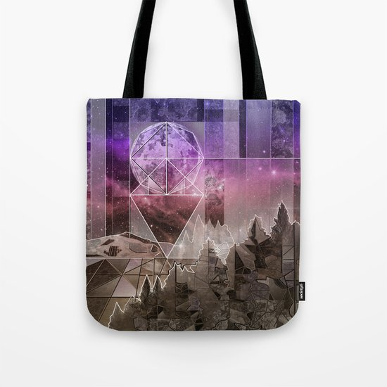 night forest 4 Tote Bag