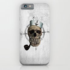 HOLD FAST  (skull series 1 of 3) Slim Case iPhone 6s