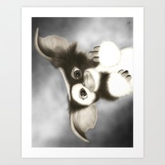 F*** OFF GIZMO Art Print