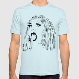 Katya Open Mouth T-shirt