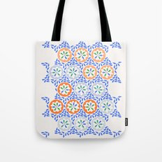 Moroccan Spring two Tote Bag