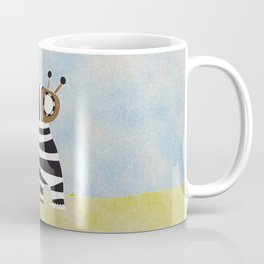 Brown Mummynimal Coffee Mug