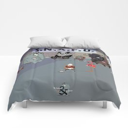 S.N.A.F.U. from Mr. Elephant & Mr. Mouse Comforters