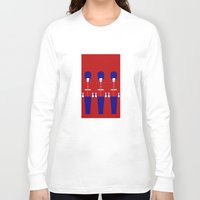 uk Long Sleeve T-shirts featuring UK by Marcus Wild