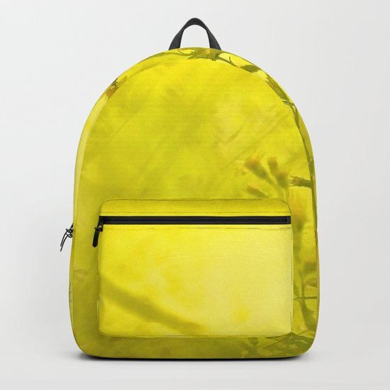 Summer meadow - #society6 #buyart Backpack