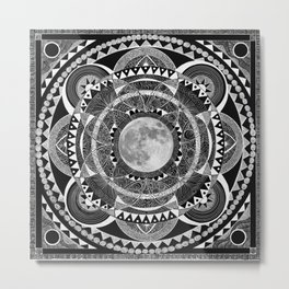 mooncheeesi Metal Print