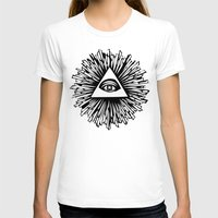 all seeing eye T-shirts featuring All seeing camera eye by dsimpson