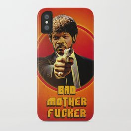 Bad Mother iPhone Case