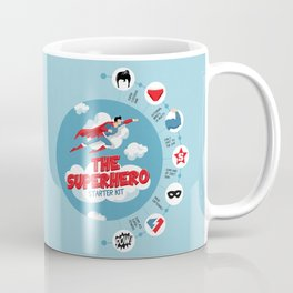 Superhero Kit Coffee Mug