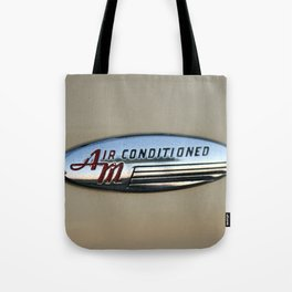 Air Conditioned Tote Bag