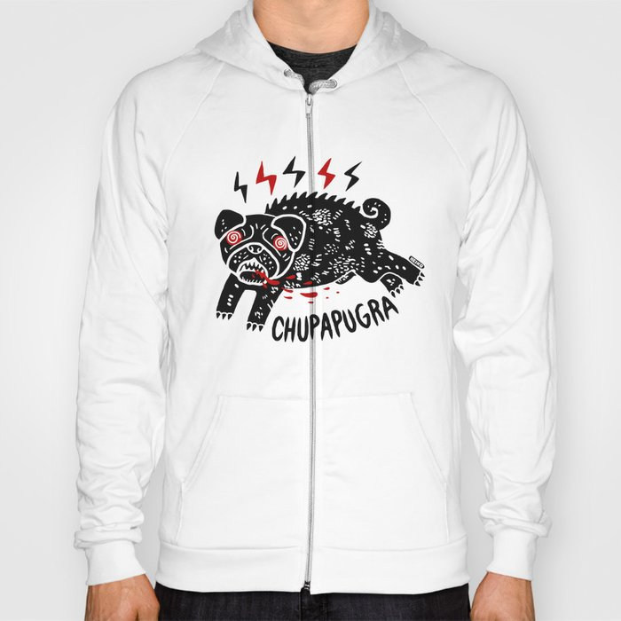Chupapugra Hoody
