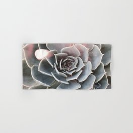 Shiny Succulent Hand & Bath Towel
