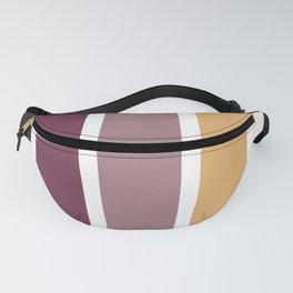 Stripes Pattern No.3 Fanny Pack