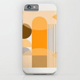 Geometrica 10 iPhone Case