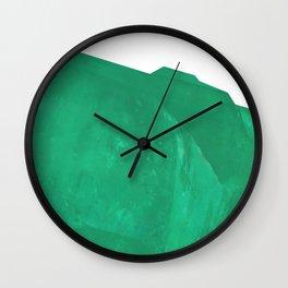Ultra Emerald Wall Clock