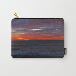 Warm Horizon Carry-All Pouch