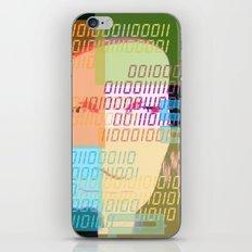 Cyborg 2 iPhone & iPod Skin