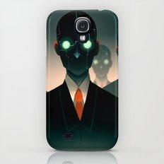 Microchip mind control Slim Case Galaxy S4