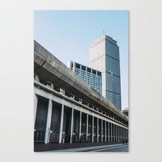 Boston Architecture Canvas Print