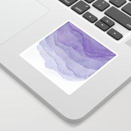 Lavender Flow Sticker