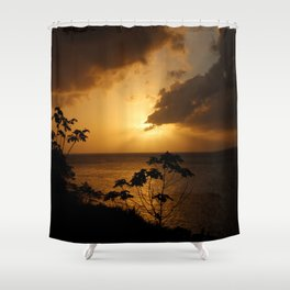 Honduran Nature #2 Shower Curtain