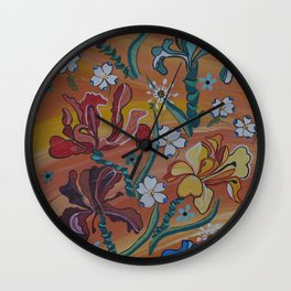 """Primavera"" by ICA PAVON Wall Clock"