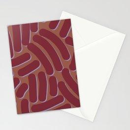 Juicy Doodles - Pomegranate Stationery Cards