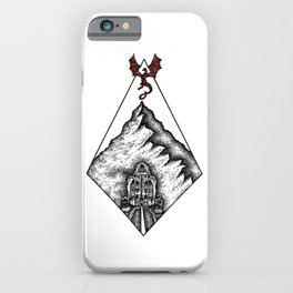The Mountain iPhone Case