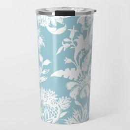 INDIENNES Blue Travel Mug