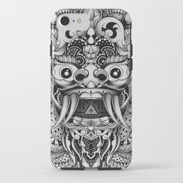 Barong Bali iPhone Case