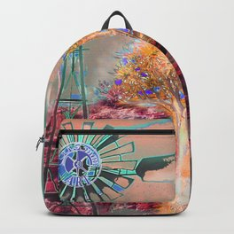 Wind Punk Quiver Heat Backpack