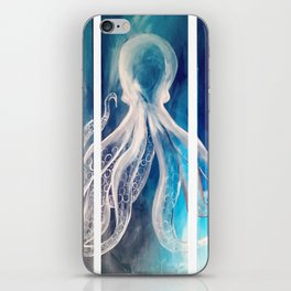 Octopus Tryptic iPhone Skin