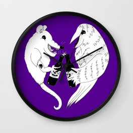 Baltimore Pride Wall Clock