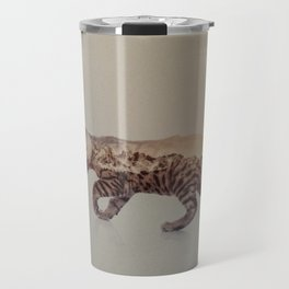 Cat: Bengal Kitten Travel Mug