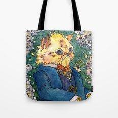 Walter Potter Cat Tote Bag