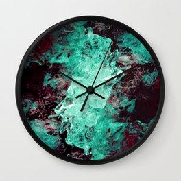 Inspiring Thoughts Wall Clock