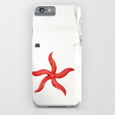 white&red mediterráneo iPhone 6s Slim Case