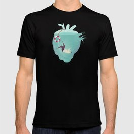 Drowning in love T-shirt