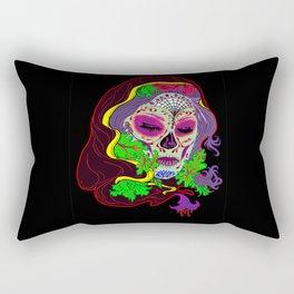 Darlin' Of The Dead Rectangular Pillow